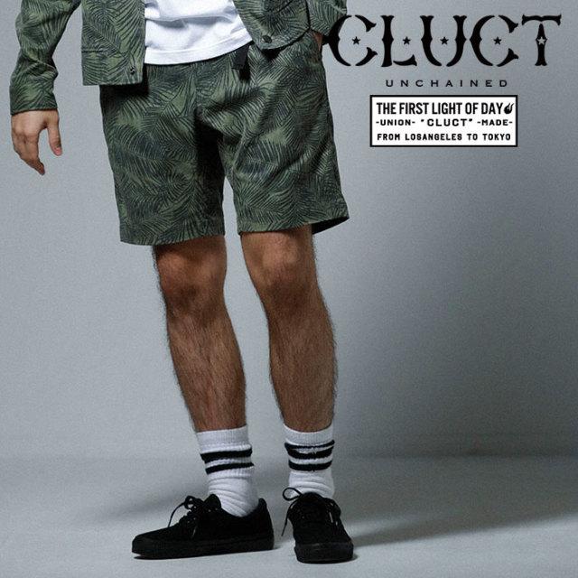 CLUCT(クラクト) TRUCK SHORT PANTS 【2019SPRING先行予約】【キャンセル不可】 【#02973】【ショートパンツ】