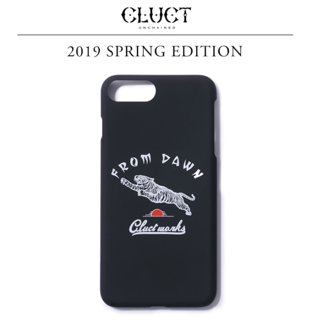 CLUCT(クラクト) i Phone CASE 8PLUS/7PLUS 【2019SPRING EDITION新作】 【#03048】【iphoneケース】