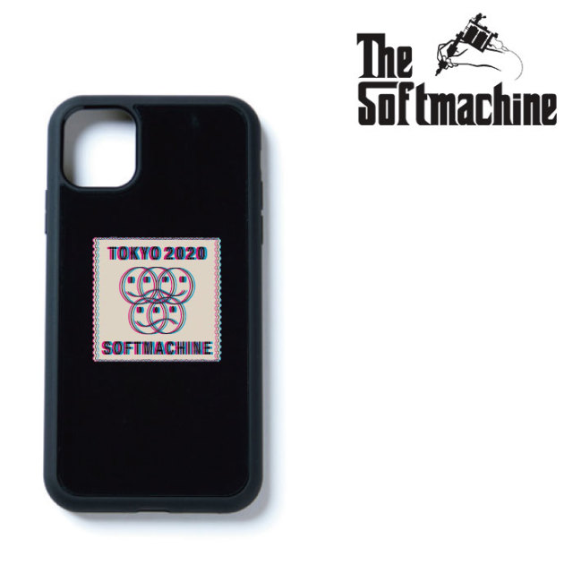 SOFTMACHINE(ソフトマシーン) 2020 iPhone CASE 【iphone ケース タトゥー TATTOO おしゃれ】【7&8,7&8 Plus,X,XS,XR,XS MAX,11,11