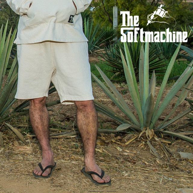 SOFTMACHINE(ソフトマシーン) ACAPULCO SHORTS 【ショートパンツ ショーツ】【ブラック ホワイト タトゥー】【2020SUMMER VACATION