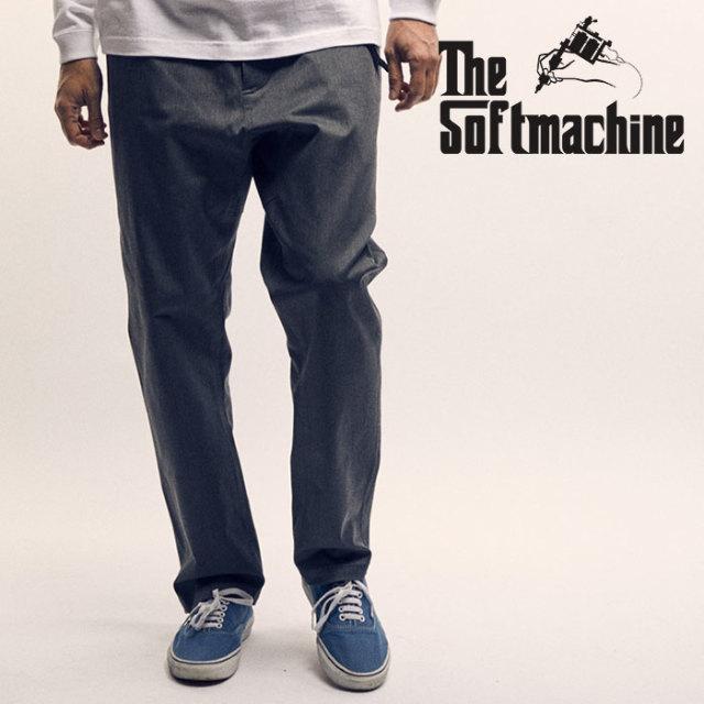 SOFTMACHINE(ソフトマシーン) BIVOUAC PANTS(STRETCH CLIMBING PANTS) 【2019SPRING&SUMMER先行予約】【キャンセル不可】【クライ