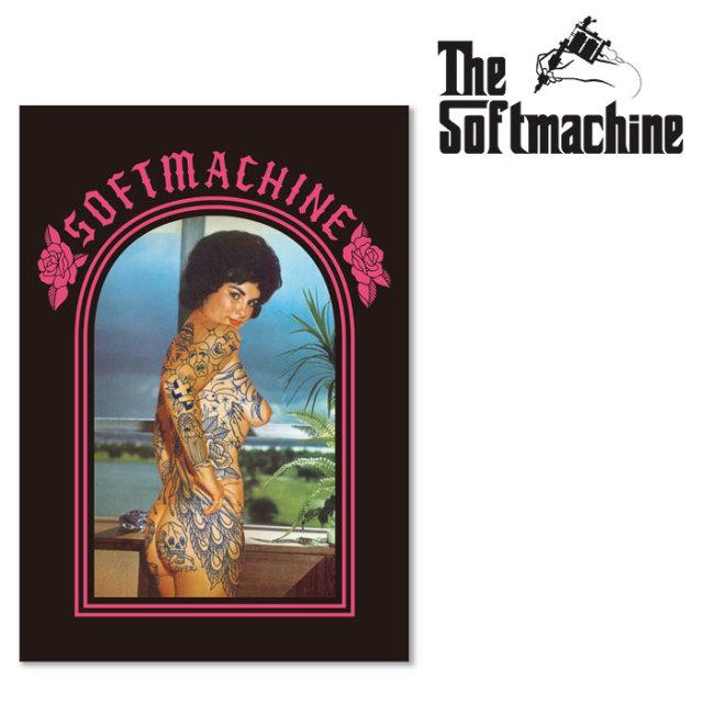 SOFTMACHINE(ソフトマシーン) CHOLA POSTER 【ポスター フラッシュ タトゥー TATTOO インテリア おしゃれ】【2020SUMMER VACATION