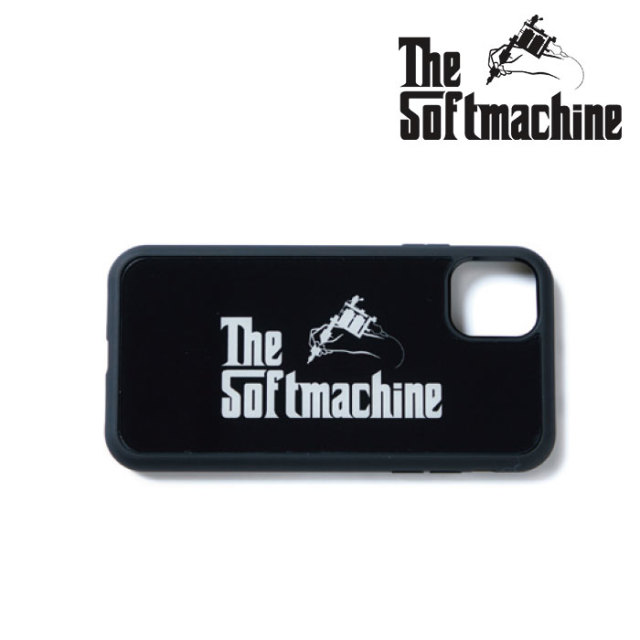 SOFTMACHINE(ソフトマシーン) GOD iPhone CASE 【iphone ケース タトゥー TATTOO おしゃれ】【7&8,7&8 Plus,X,XS,XR,XS MAX,11,11p