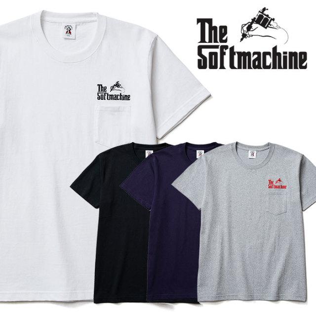 SOFTMACHINE(ソフトマシーン) GOD-PT(T-SHIRTS) 【2019SPRING&SUMMER先行予約】【キャンセル不可】【プリントTシャツ】