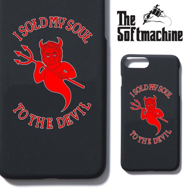 SOFTMACHINE(ソフトマシーン) HEART iPhone CASE(iPhone 7&8 Plus CASE) 【2019SPRING&SUMMER先行予約】【キャンセル不可】【iPhon