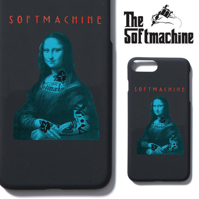 SOFTMACHINE(ソフトマシーン) JOCONDE iPhone CASE(iPhone 7&8 Plus CASE) 【2019SPRING&SUMMER先行予約】【キャンセル不可】【iPh