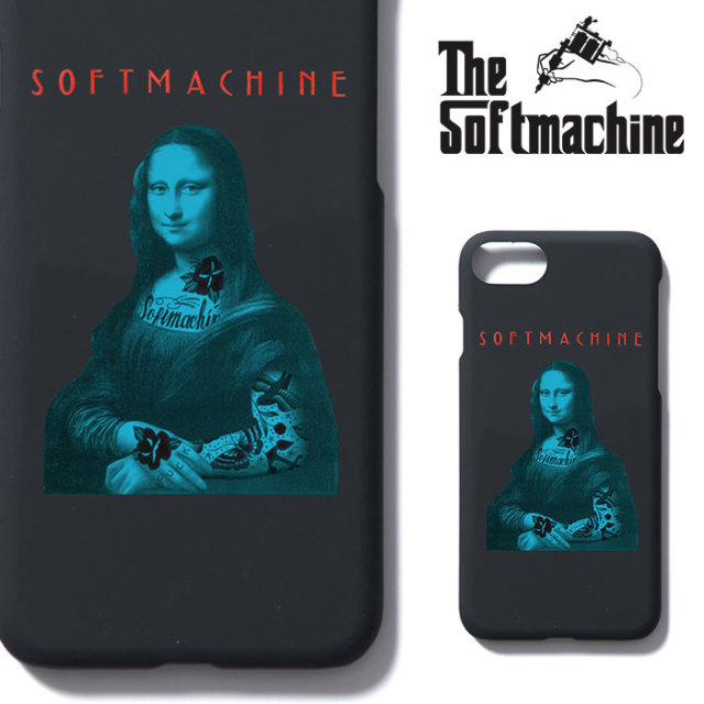 SOFTMACHINE(ソフトマシーン) JOCONDE iPhone CASE(iPhone7&8 CASE) 【2019SPRING&SUMMER新作】【iPhoneケース】