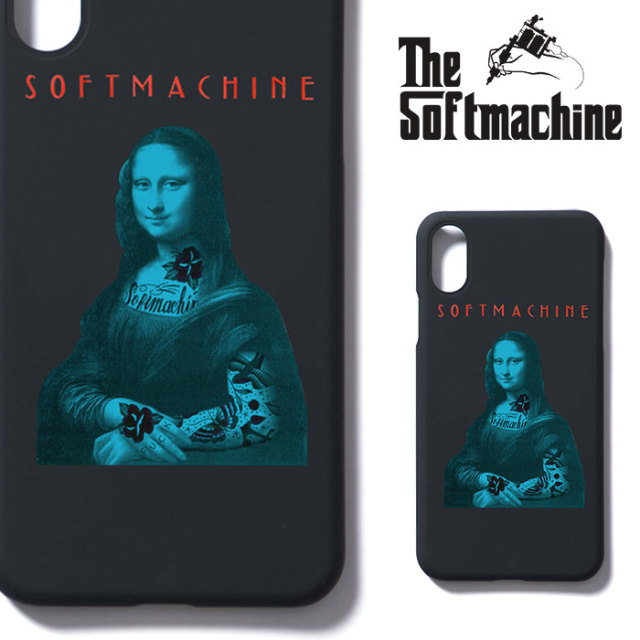 SOFTMACHINE(ソフトマシーン) JOCONDE iPhone CASE(iPhone X CASE) 【2019SPRING&SUMMER新作】【iPhoneケース】