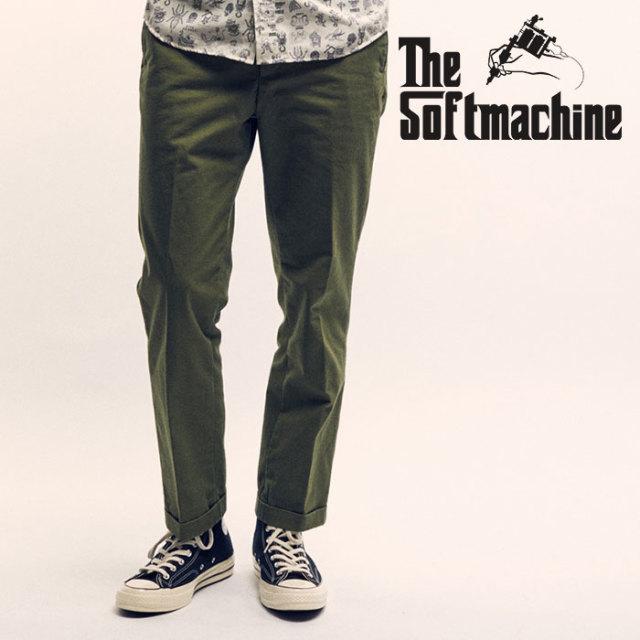 SOFTMACHINE(ソフトマシーン) LAVEY PANTS(SLACKS) 【2019SPRING&SUMMER新作】【スラックス パンツ】