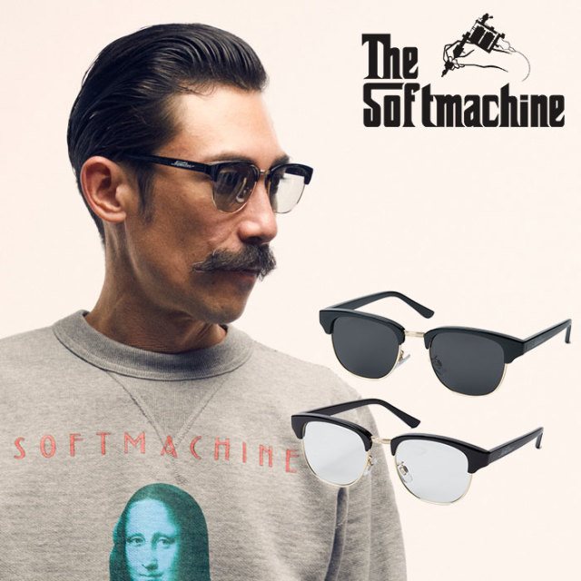 SOFTMACHINE(ソフトマシーン) MASTER GLASS 【2019SPRING&SUMMER新作】【サングラス】