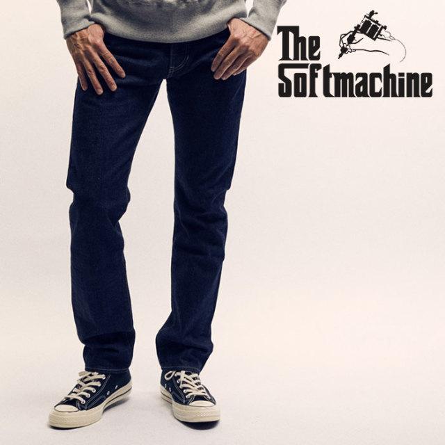 SOFTMACHINE(ソフトマシーン) NEW LIFE SLIM(DENIM PANTS) 【2019SPRING&SUMMER先行予約】【キャンセル不可】【デニムパンツ】