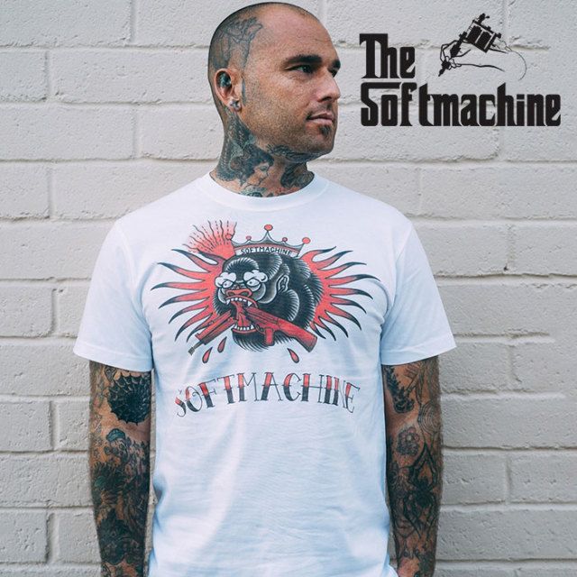 SOFTMACHINE(ソフトマシーン) NOTORIOUS-T(T-SHIRTS) 【2019SPRING&SUMMER新作】【プリントTシャツ】