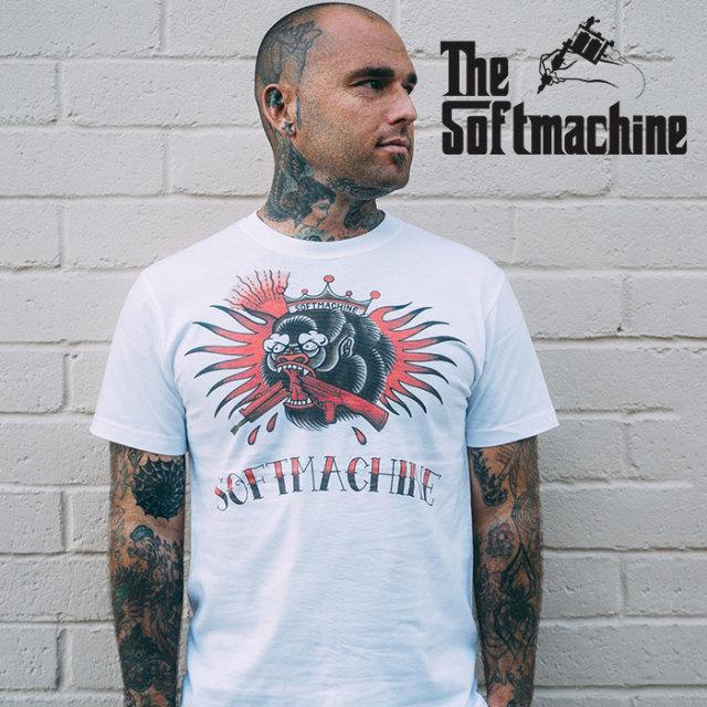 SOFTMACHINE(ソフトマシーン) NOTORIOUS-T(T-SHIRTS) 【2019SPRING&SUMMER先行予約】【キャンセル不可】【プリントTシャツ】