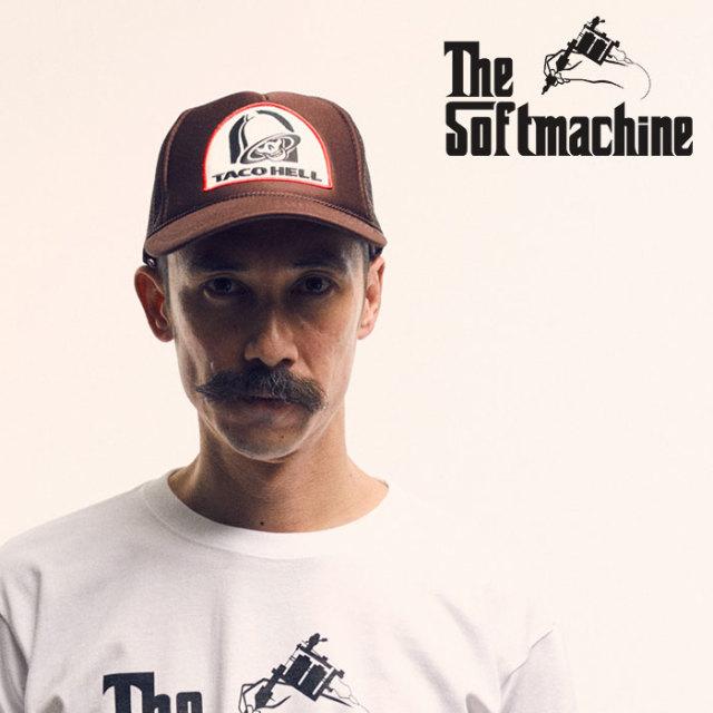 SOFTMACHINE(ソフトマシーン) WILLIAM CAP 【2019SPRING&SUMMER新作】【メッシュキャップ】