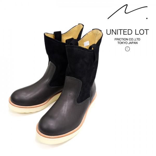 【即発送可能】 UNITED LOT. Pecos Boots(ペコスブーツ) 【送料無料】  【OUT PUT】【out put アウトプット】【中目黒】【定価3