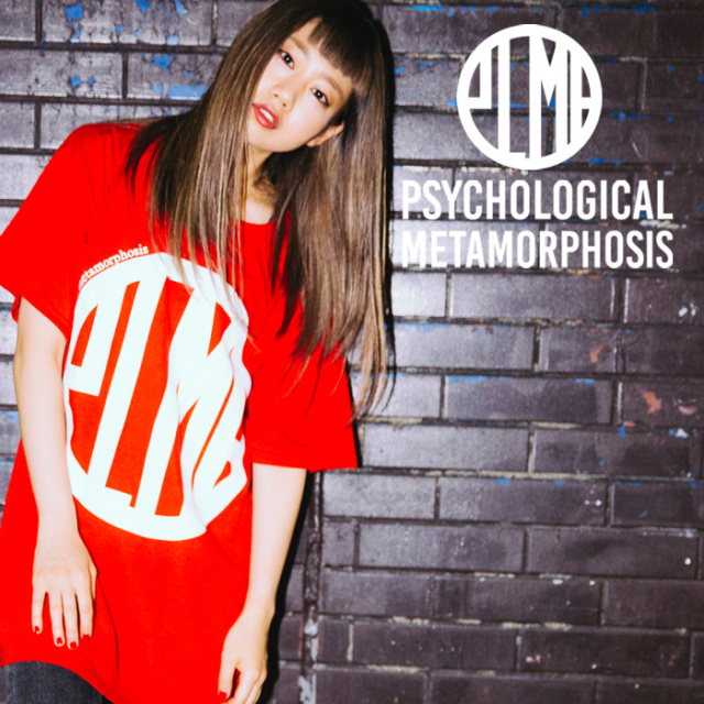 PSYCHOLOGICAL METAMORPHOSIS PLMP MARK 3 【PSYCHOLOGICAL METAMORPHOSIS  4th collection新作】 【Tシャツ】【PL04-0103】【Rhy