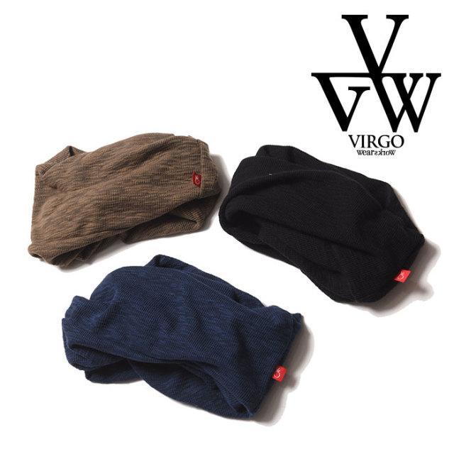 VIRGO ヴァルゴ バルゴ 3WAY HEAD ROBE 【2019 LATE FALL&WINTER先行予約】 【VG-GD-607】【キャンセル不可】【ヘアバンド】