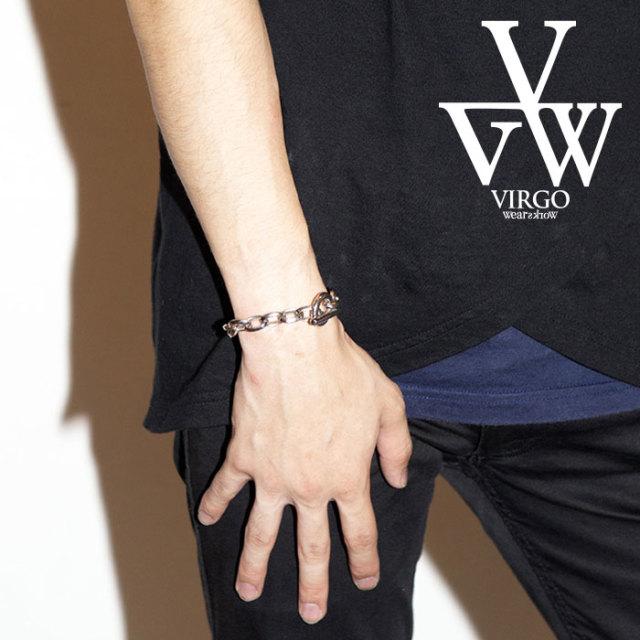 VIRGO ヴァルゴ バルゴ MANACLE BRACELET 【2019 LATE FALL&WINTER先行予約】 【VG-GD-612】【キャンセル不可】【ブレスレット】