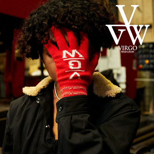 VIRGO (ヴァルゴ)(バルゴ) LIGHTNING GLOVE 【グローブ 手袋 てぶくろ】【スマホ対応】【VG-GD-613】【2019 LATE FALL&WINTER新作