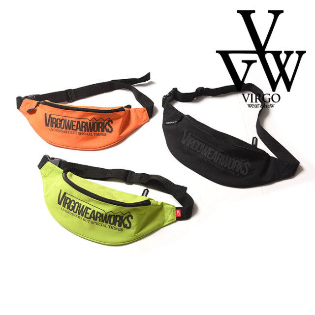 VIRGO ヴァルゴ バルゴ VGW FLASH FANNY PACK  【2019 LATE FALL&WINTER新作】 【VG-GD-614】【ショルダーバッグ】