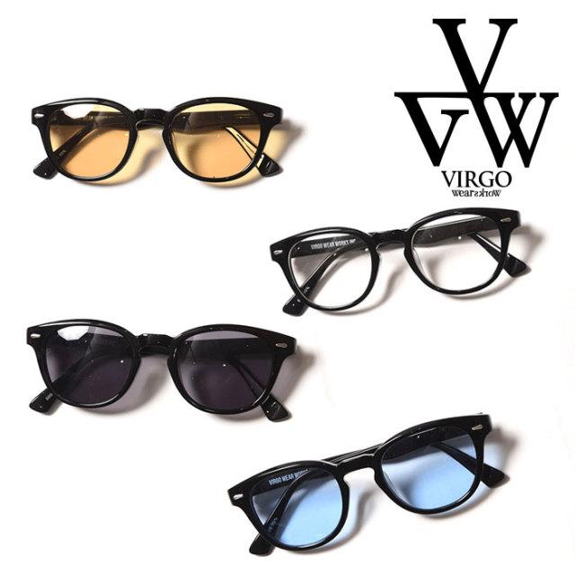 VIRGO ヴァルゴ バルゴ STRANGER 【2019 LATE FALL&WINTER新作】 【VG-GD-615】【サングラス】