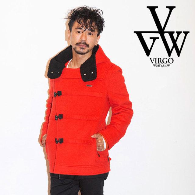VIRGO ヴァルゴ バルゴ REFRACTION DUFFLE MID 【2019 LATE FALL&WINTER先行予約】 【VG-JKT-211】【キャンセル不可】【ダッフル