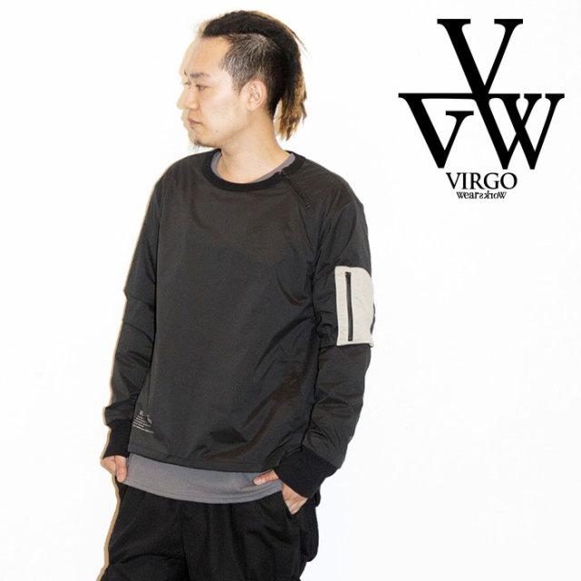 VIRGO ヴァルゴ バルゴ WS NYLON PULL JKT 【2019 LATE FALL&WINTER先行予約】 【VG-JKT-220】【キャンセル不可】【ナイロンプル