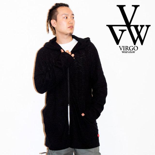 VIRGO ヴァルゴ バルゴ YOURS LONG KNIT 【2019 LATE FALL&WINTER先行予約】 【VG-KNIT-83】【キャンセル不可】【ニット】