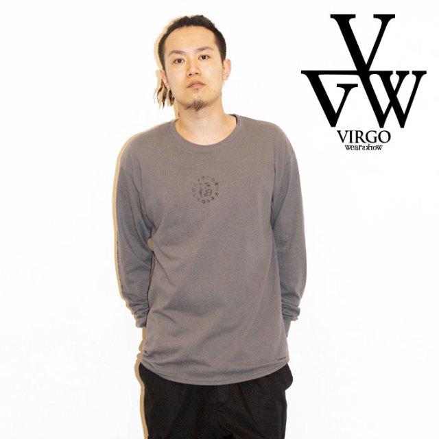 VIRGO ヴァルゴ バルゴ DAY OFF LST 【2019 LATE FALL&WINTER先行予約】 【VG-LSPT-64】【キャンセル不可】【ロングスリーブTシャ