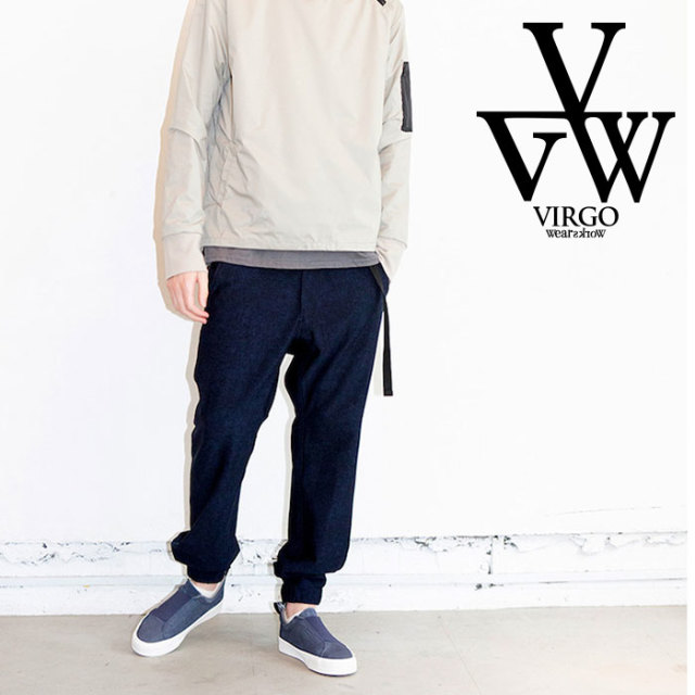 VIRGO ヴァルゴ パンツ STRETCH DENIM CLIMBING 【クライミングパンツ】【ストレッチ デニム】 【送料無料】【VG-PT-312】【2019