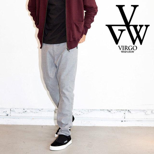 VIRGO ヴァルゴ バルゴ NINJAS WEED 【2019 LATE FALL&WINTER先行予約】 【VG-PT-315】【キャンセル不可】【サルエルパンツ】