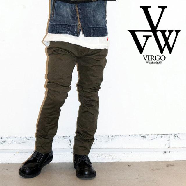 VIRGO ヴァルゴ バルゴ EVERYDAY STRONG 【2019 LATE FALL&WINTER先行予約】 【VG-PT-317】【キャンセル不可】【パンツ】