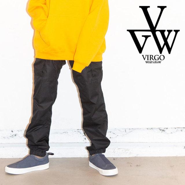 VIRGO ヴァルゴ バルゴ MICRO STRAGE PANTS 【2019 LATE FALL&WINTER先行予約】 【VG-PT-320】【キャンセル不可】【ナイロンパン