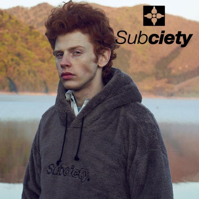 SUBCIETY(サブサエティ) BOA PARKA 【2019AUTUMN/WINTER先行予約】 【キャンセル不可】【101-31442】【パーカー】