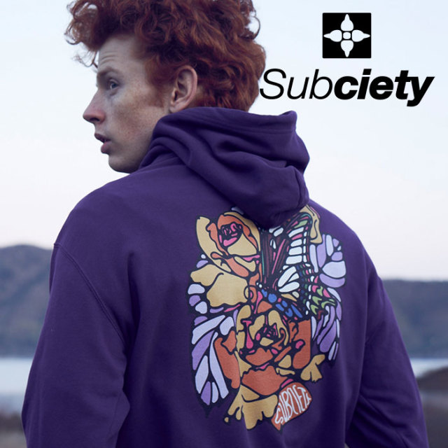 SUBCIETY(サブサエティ) PARKA-SWALLOWTAIL- 【2019AUTUMN/WINTER先行予約】 【キャンセル不可】【101-31445】【パーカー】