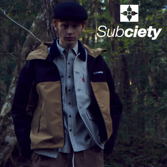SUBCIETY(サブサエティ) MOUNTAIN PARKA-THE BASE- 【2019AUTUMN/WINTER先行予約】 【キャンセル不可】【101-60433】【マウンテン