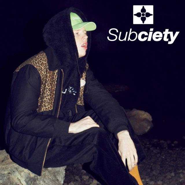 SUBCIETY(サブサエティ) MILITARY JACKET 【2019AUTUMN/WINTER先行予約】 【キャンセル不可】【101-60435】【ジャケット】