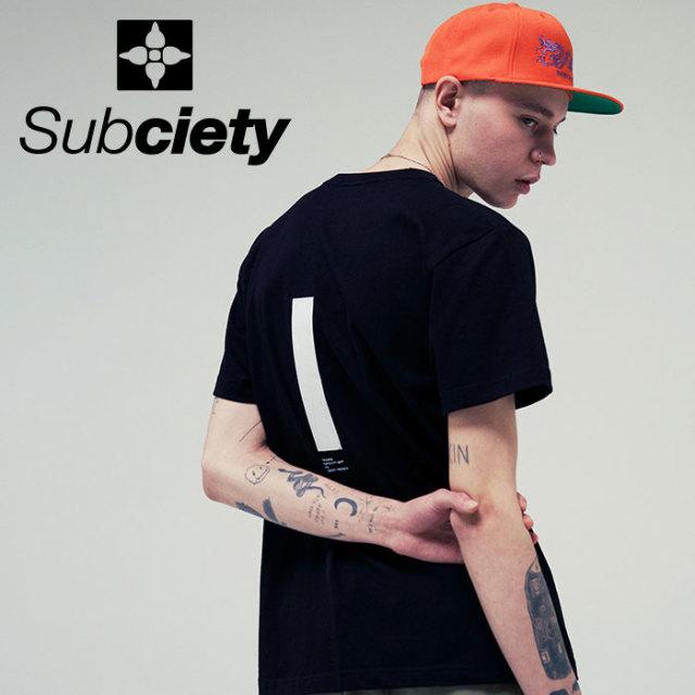 SUBCIETY(サブサエティ) Supplies S/S 【2019SUMMER先行予約】 【キャンセル不可】【109-40404】【Tシャツ】