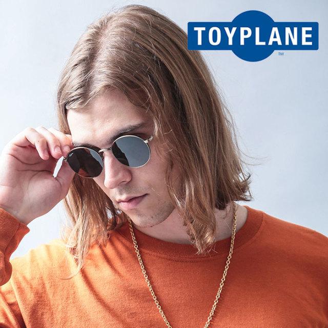 TOYPLANE(トイプレーン) T-ELTON 【サングラス グラサン 眼鏡】 【TP19-FAC02】【2019 LATE FALL&WINTER新作】