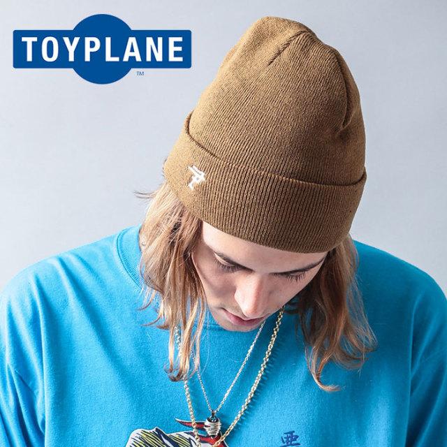 TOYPLANE(トイプレーン) T- BEANIE 【2019 LATE FALL&WINTER先行予約】【キャンセル不可】 【TP19-FCP02】【ビーニー】