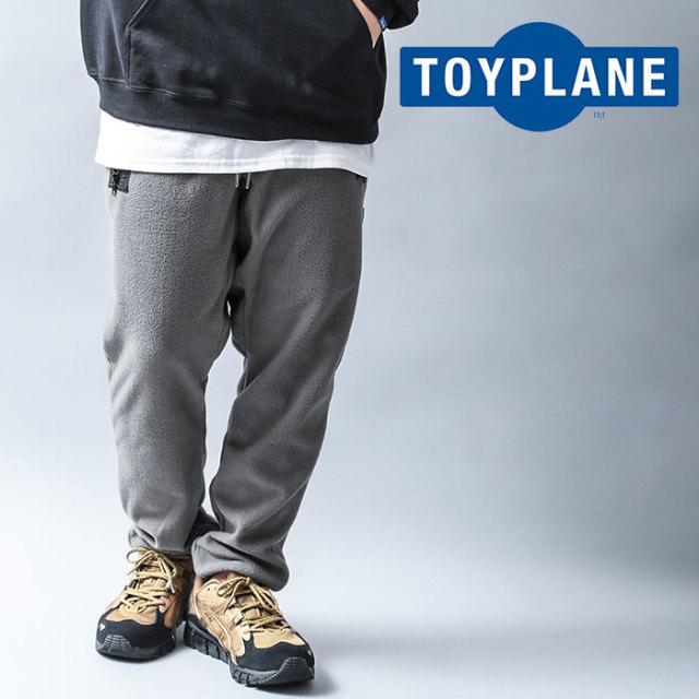 TOYPLANE(トイプレーン) FLEACE PANTS 【2019 LATE FALL&WINTER先行予約】【キャンセル不可】 【TP19-FPT03】【パンツ】