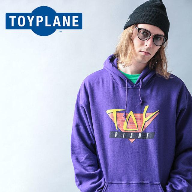 TOYPLANE(トイプレーン) FLIGHT TRIANGLE HOODIE 【2019 LATE FALL&WINTER先行予約】【キャンセル不可】 【TP19-FSW01】【パーカ