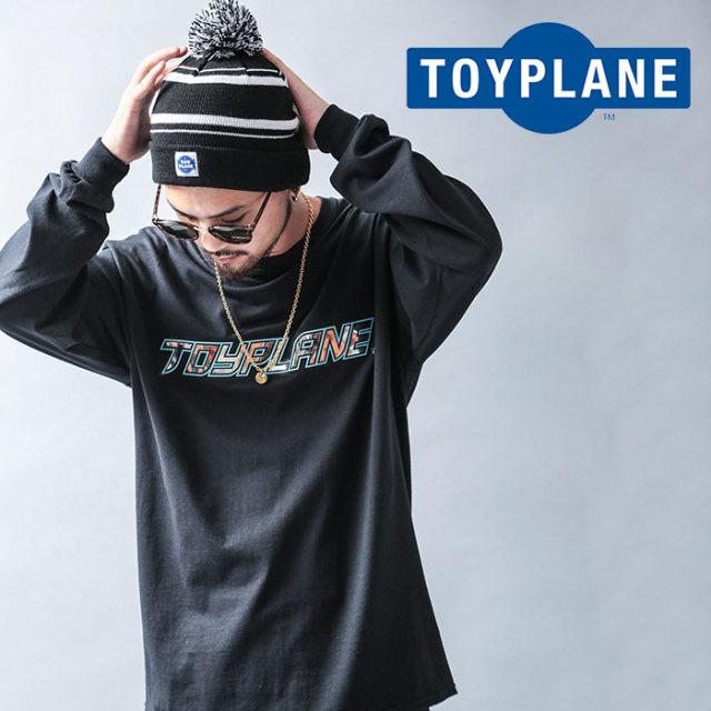 TOYPLANE(トイプレーン) L/S NIGHT RIDER TEE 【2019 LATE FALL&WINTER先行予約】【キャンセル不可】 【TP19-FTE02】【ロングスリ