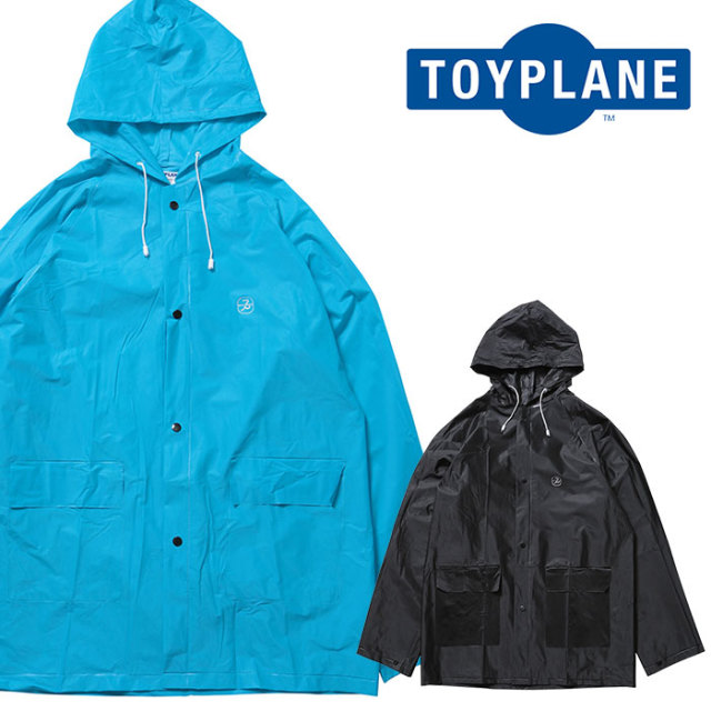 TOYPLANE(トイプレーン) RAIN COAT 【レインコート】【2020 1st 先行予約】【TP20-HJK02】【キャンセル不可】