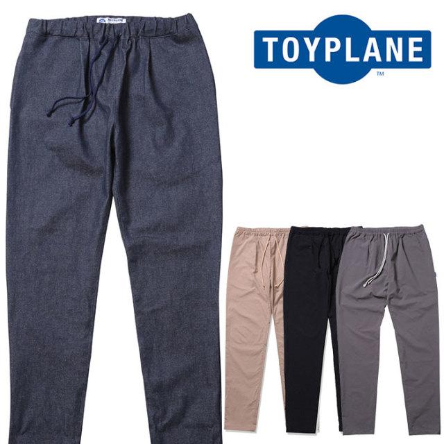 TOYPLANE(トイプレーン) EASY PANTS 【ロングパンツ】【2020 1st 先行予約】【TP20-HPT01】【キャンセル不可】