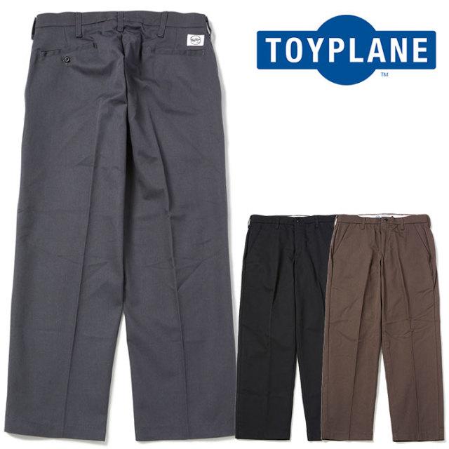 TOYPLANE(トイプレーン) WORK PANTS 【ロングパンツ】【2020 1st 先行予約】【TP20-HPT02】【キャンセル不可】