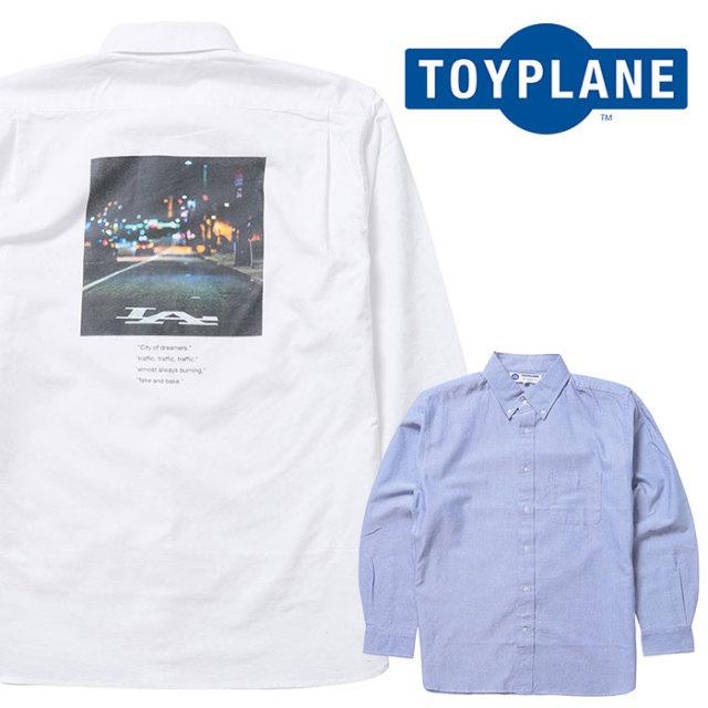 TOYPLANE(トイプレーン) L/S DREAMER SHIRT 【ロングスリーブシャツ】【2020 1st 先行予約】【TP20-HSH02】【キャンセル不可】