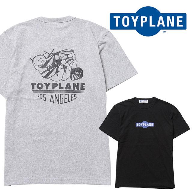 【SALE30%OFF】 TOYPLANE(トイプレーン) S/S AERO TEAM TEE 【Tシャツ】【セール】【2020 1st 新作】【TP20-HTE06】