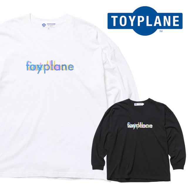 TOYPLANE(トイプレーン) L/S SET FIRE WIDE TEE 【ロングスリーブTシャツ】【2020 1st 先行予約】【TP20-HTE08】【キャンセル不可