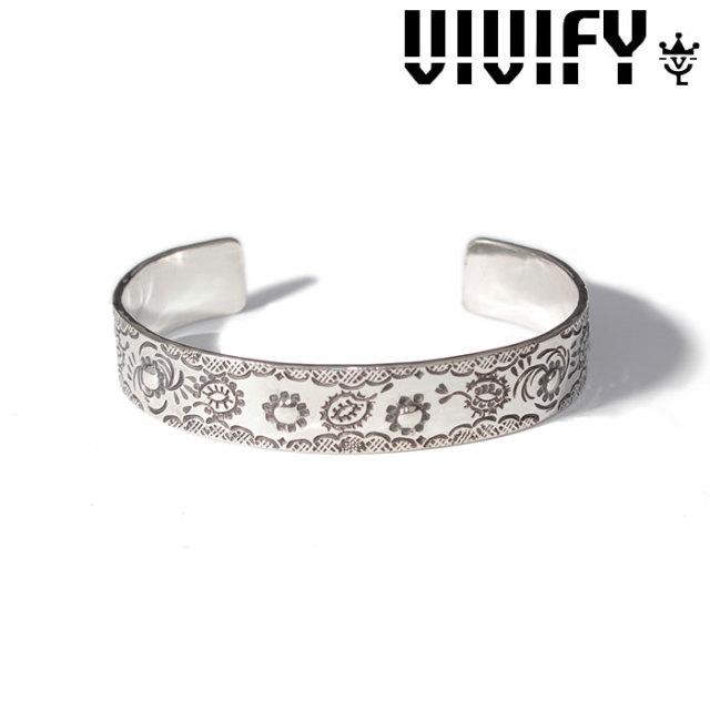 VIVIFY(ヴィヴィファイ)(ビビファイ) Paisley Bangle 【VIVIFY バングル】【VFB-155】【オーダーメイド ハンドメイド 受注生産】【